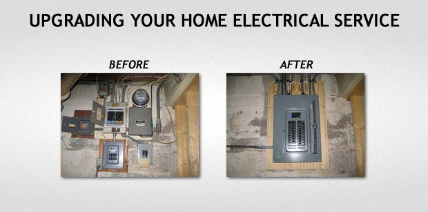 Electrical Service Panel Upgrade Naperville IL | Reliant Electrical ...